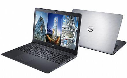 "Notebook - Notebook Dell Inspiron i14-5448-RW20 - Tela 14"" Touch, Intel i7 5500U, 8GB, SSD 240GB, Video Radeon R7 M265 2GB, Windows 10 - Garantia 1 ano - Seminovo"