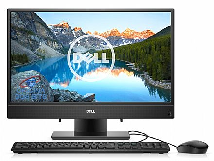 "Computador All in One - Computador All in One Dell Inspiron 22 iOne-3277-A20 - Tela 21.5"" Full HD Touch, Intel i5 7200U, 8GB, SSD 480GB, Windows 10, Teclado e Mouse"
