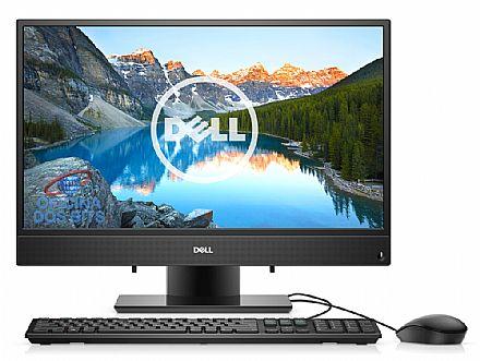 "Computador All in One - Computador All in One Dell Inspiron 22 iOne-3277-A20 - Tela 21.5"" Full HD Touch, Intel i5 7200U, 8GB, SSD 480GB, Windows 10, Teclado e Mouse"