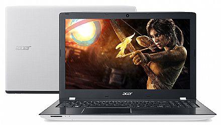 """Notebook - Notebook Acer Aspire E5-553G-T4TJ - Tela 15.6"""", AMD A10-9600P, 8GB DDR4, SSD 240GB, Vídeo AMD Radeon™ R7 M440 2GB, Windows 10"""