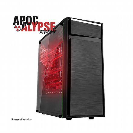Computador Gamer - PC Gamer Bits Alpha Xtreme 15 - Intel® Core i5 8400, 16GB, HD 1TB, Geforce RTX 2070 8GB