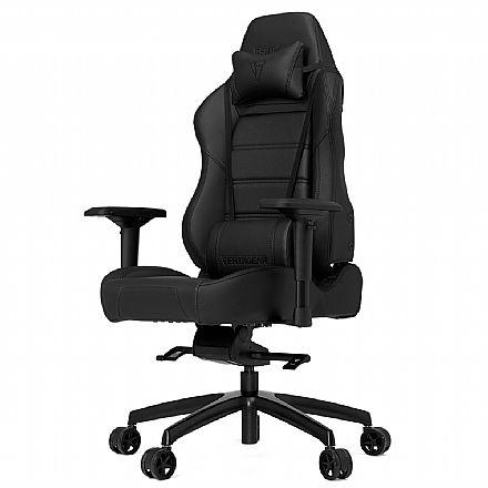 Cadeiras - Cadeira Gamer Vertagear Racing Series P-Line VG-PL6000_CB - Encosto Reclinável de 140º - Construção em Aço - Black Carbon Edition