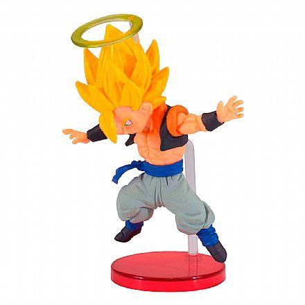 Brinquedo - Action Figure - Dragon Ball - World Collectable Figure - Saiyans Bravery Vol. 2 - Gogeta - Bandai Banpresto 26722/26723