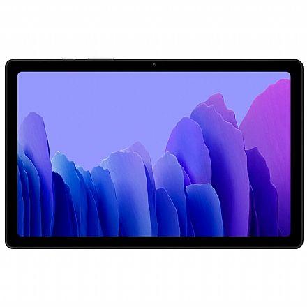 "Tablet - Tablet Samsung Galaxy Tab A7 4G T505N - Tela 10.4"", Android, 64GB, Octa Core, Wi-Fi e 4G, Câmera 8MP - Grafite - SM-T505N"
