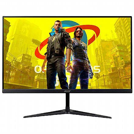 """Monitor - Monitor Gamer 23.8"""" Acer Nitro RG1 RG241Y PBIIPX - Full HD - FreeSync - 165Hz O.C - 1ms - HDMI/DisplayPort"""