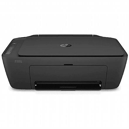 Multifuncional - Multifuncional HP DeskJet Ink Advantage.2774 - USB, Rede, Wi-Fi - Impressora, Copiadora e Scanner - 7FR22A