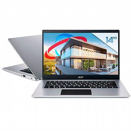 "Notebook - Notebook Acer Aspire A514-53G-51BK - Tela 14"", Intel i5 1035G1, RAM 32GB, SSD 256B, GeForce MX350, Windows 10"
