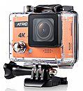 Filmadora Multilaser Atrio Fullsport Cam 4K - com Wi-Fi - 16 Mega Pixels - Gravação em 4K - Case à prova d`água - DC185
