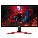 "Monitor Gamer 23.6"" Acer KG241Q Sbiip - Full HD - FreeSync - 165Hz - 0.5ms - HDMI/DisplayPort"