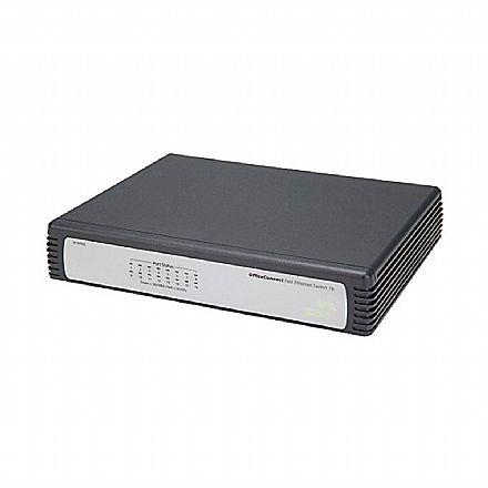 Switch 16 portas HP V1405-16 - 10/100Mbps - JD858A
