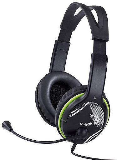 Headset Genius HS-400A - com Controle de Volume - Conector 3.5mm - 31710169100