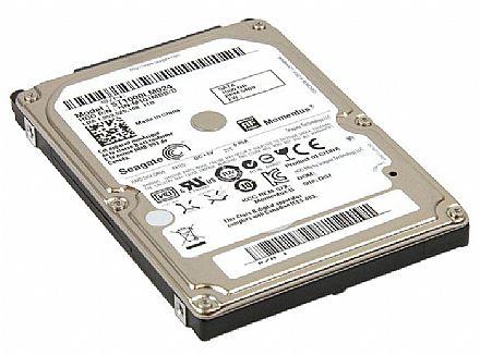 HD 1 TB para Notebook Seagate - 5400RPM - 8MB Cache - HN-M101MBB - ST1000LM024
