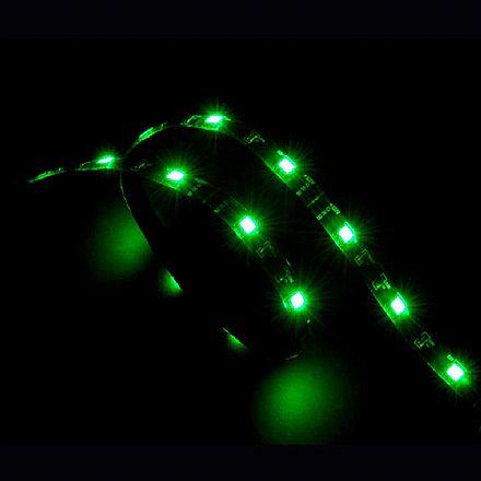 Fita de LED Akasa Vegas - Verde - 60cm - AK-LD02-05GN