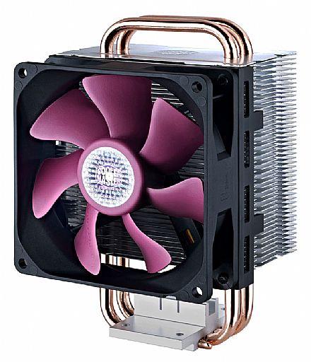 Cooler Master Blizzard T2 - (AMD/ Intel) - RR-T2-22FP-R1