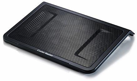 "Suporte para Notebook Cooler Master Notepal L1 - até 17"" - R9-NBC-NPL1-GP"