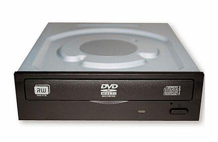Gravador DVD Lite-On 22x SATA - IHAS122-14 EU