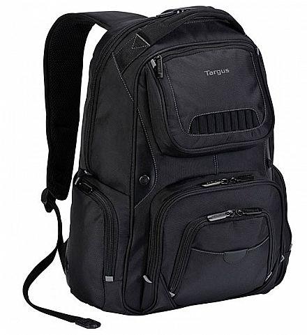 "Mochila Targus Legend IQ Backpack TSB705 - Para notebooks até 15.6"""