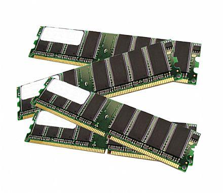 Memória 256MB DDR 400 (PC3200)