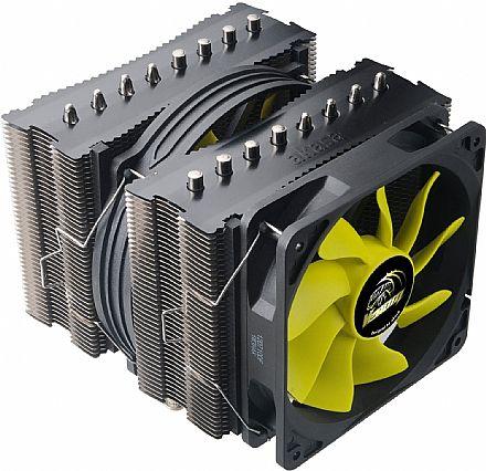 Cooler Akasa Venom Medusa - (AMD/Intel) - AK-CC4010HP01