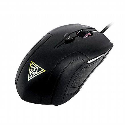 Mouse Gamer Gamdias Demeter - 3600dpi - Laser - USB - GMS5010