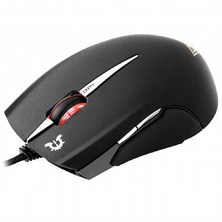 Mouse Gamer Gamdias Erebos - 3500dpi - 8 botões - Optico - USB - GMS7500