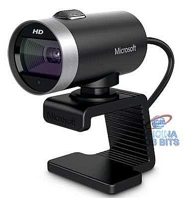 Web Câmera Microsoft LifeCam Cinema H5D-00013 - USB - 5 Mega Pixels - Video HD 720p - com Microfone