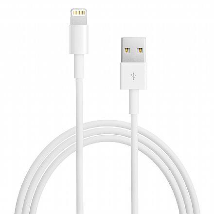 Cabo Lightning para USB - Para iPhone, iPad e iPod - 1,8 metros