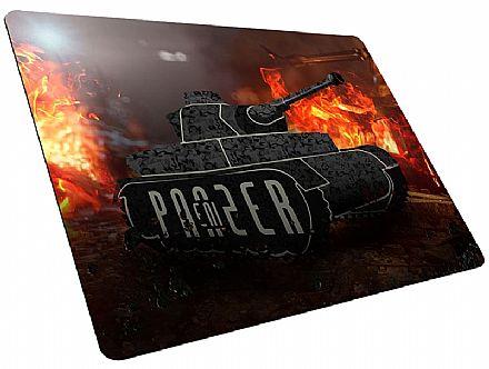 Mousepad Enipanzer Warpad88 Tank - Grande - 40 x 45 x 0,3cm
