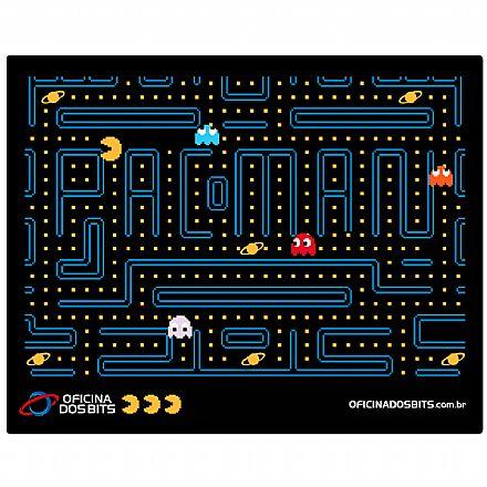 Mousepad Bits Pac Bits - Pequeno: 220 x 175mm