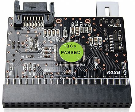 Conversor Interno IDE para SATA - Comtac 9057