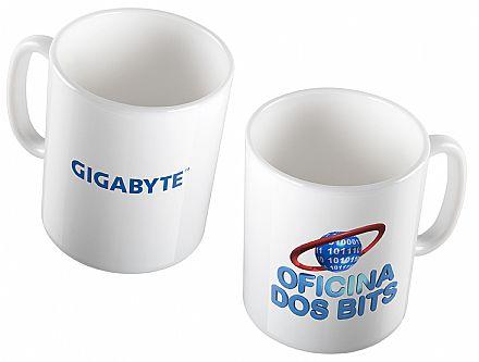 Caneca de porcelana - Gigabyte Aorus