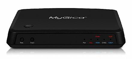 Captura de Video Full HD Mygica HD Cap X Game Capture - Grava direto no cartão SD ou Pendrive - Ideal para Gravar Jogos