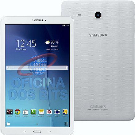 """Tablet Samsung Galaxy Tab E T560N - Tela 9.6"""", Android, Wi-Fi, 8GB, Quad Core - SM-T560N - Branco"""