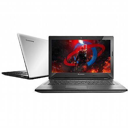 "Notebook Lenovo G40-80 - Tela 14"" HD, Intel Core i7 5500U, 16GB, HD 1TB, Video Radeon R5 M230 2GB, Windows 10 - 80JE000DBR"
