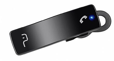 Fone de Ouvido Bluetooth Multilaser AU203 - Monoauricular - com microfone