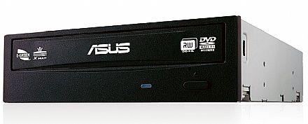 Gravador DVD Asus 24x SATA - OEM - DRW-24F1MT