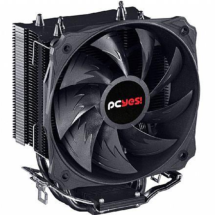 Cooler PCYes Zero K Z3 (AMD / Intel) - ACZK3120