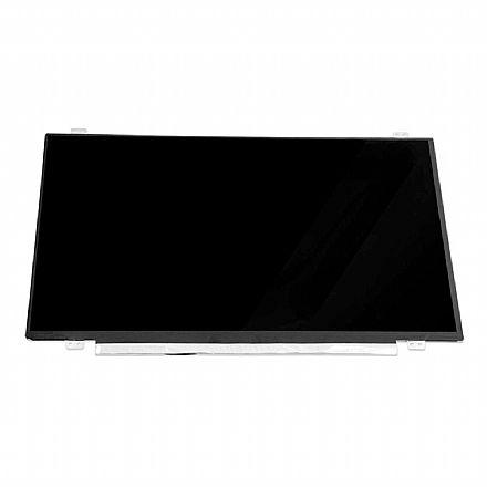 """Tela para Notebook 14"""" LED Slim - Compatível com vários modelos - 1366 x 768 - 30 pinos - TE092"""
