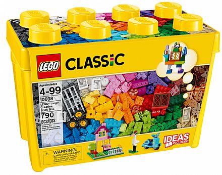 LEGO Classic - Caixa Grande de Peças Criativas - 10698