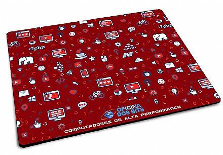 Mousepad Bits - 220 x 175 x 2mm - Bits Geek