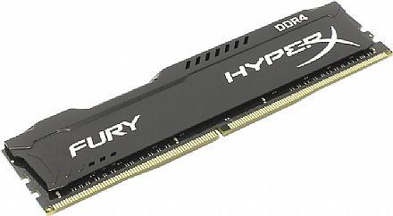 Memória 16GB DDR4 2400MHz Kingston HyperX - HX424C15FB/16