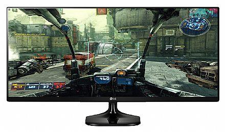 "Monitor 25"" LG 25UM58 - IPS Full HD UltraWide 2560x1080 - 5ms - HDMI"