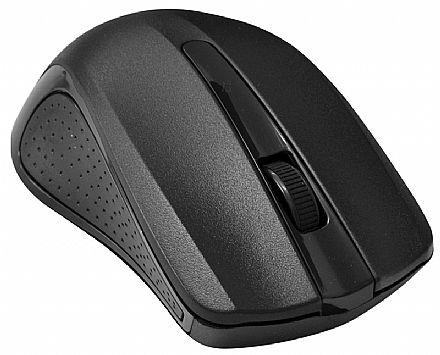 Mouse sem Fio Vinik W500 - 2.4GHz - 1200dpi - Preto