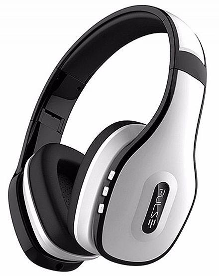 Fone de Ouvido Bluetooth Pulse Multilaser PH152 - com microfone - Branco