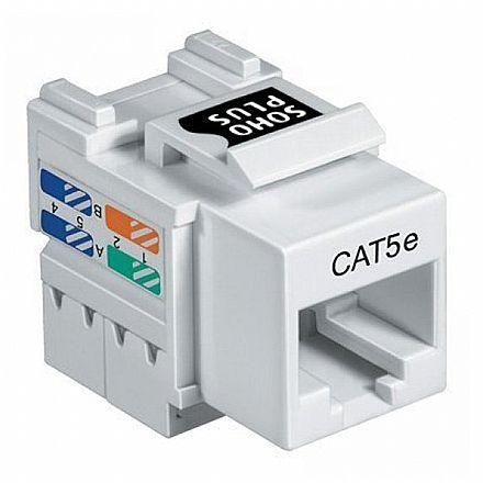 Conector RJ45 Cat 5e - Keystone - Furukawa Soho Plus - 35050411