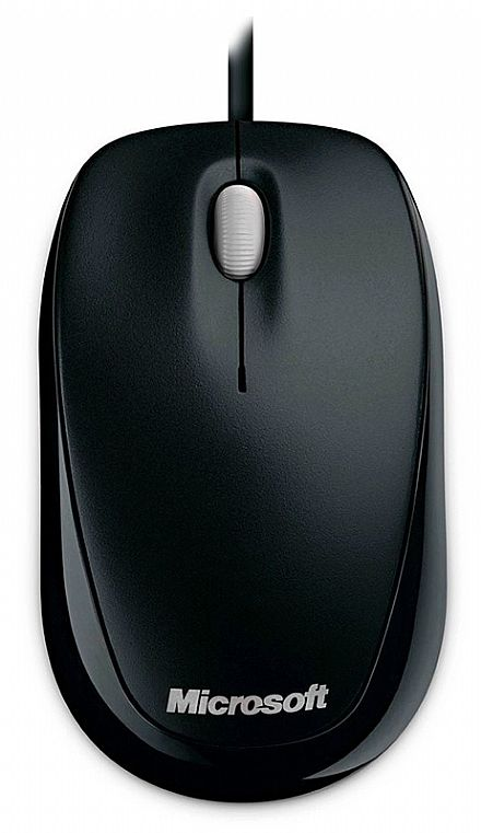 Mouse Microsoft Compact 500 - 800dpi - USB - U81-00010