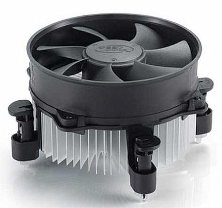 Cooler para Intel - Soquete 775 / 1150 / 1151 / 1155 / 1156 - DeepCool Alta 9 DP-ICAP-AT9