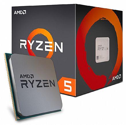 AMD Ryzen 5 1600 AF Hexa Core - 12 Threads - 3.2GHz (Turbo 3.6GHz) - Cache 19MB - AM4 - TDP 65W - YD1600BBAFBOX