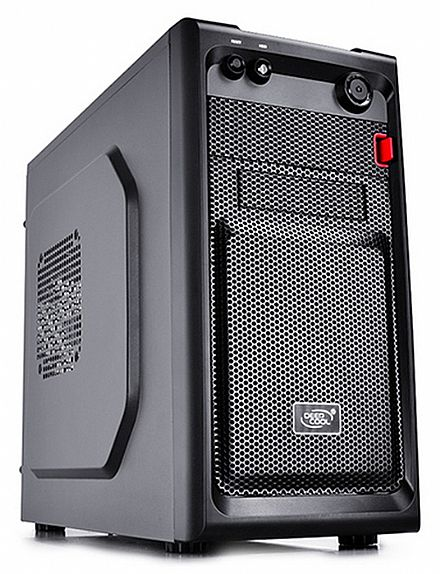 Gabinete DeepCool Smarter - USB 3.0 - Micro ATX - DP-MATX-SMTR