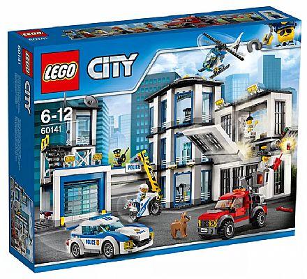 LEGO City - Esquadra de Polícia - 60141
